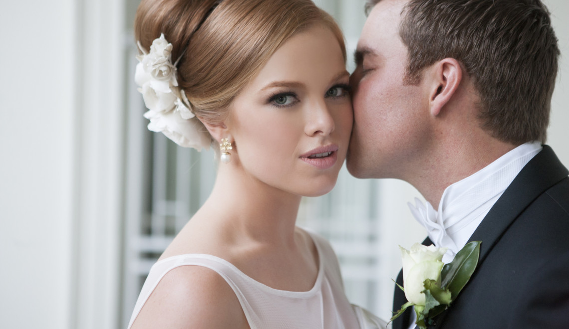 TWIDALE Hair Salon's Classic Wedding Hairstyles