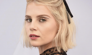 Lucy Boynton Eye Makeup