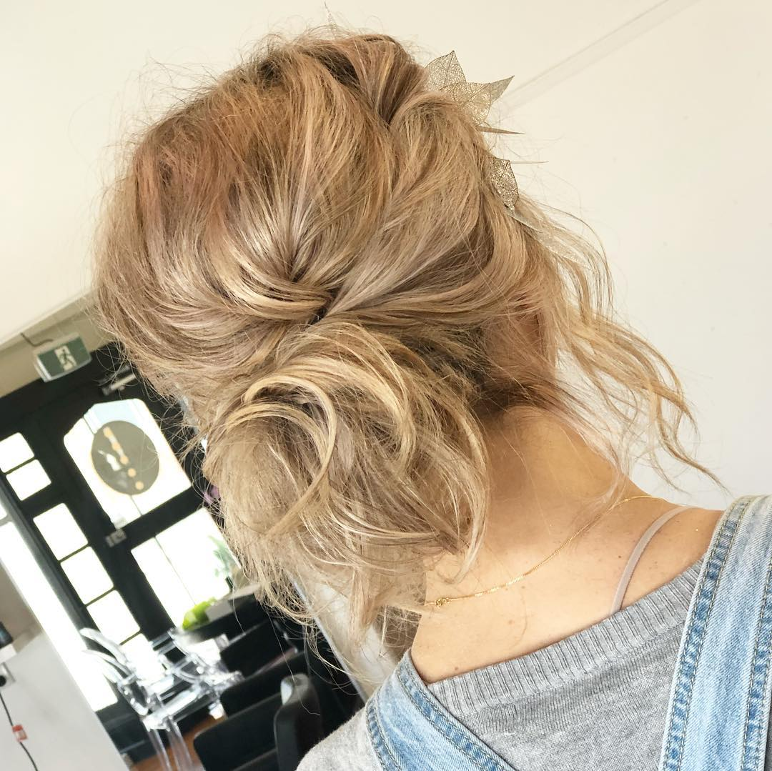 Five Bun Hairstyles That You Need To Try Twidale